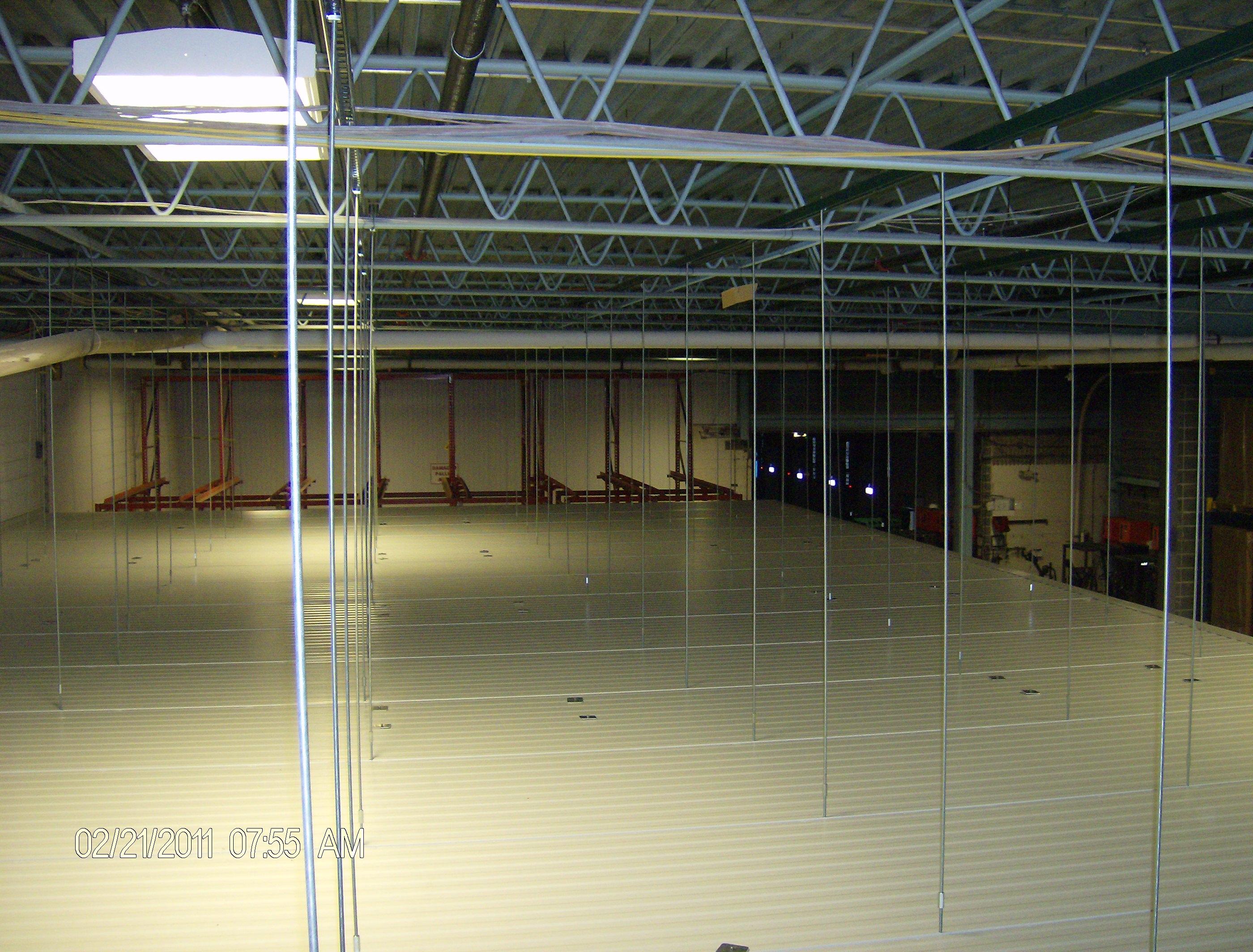 Walk On Ceilings B A Construction Llc